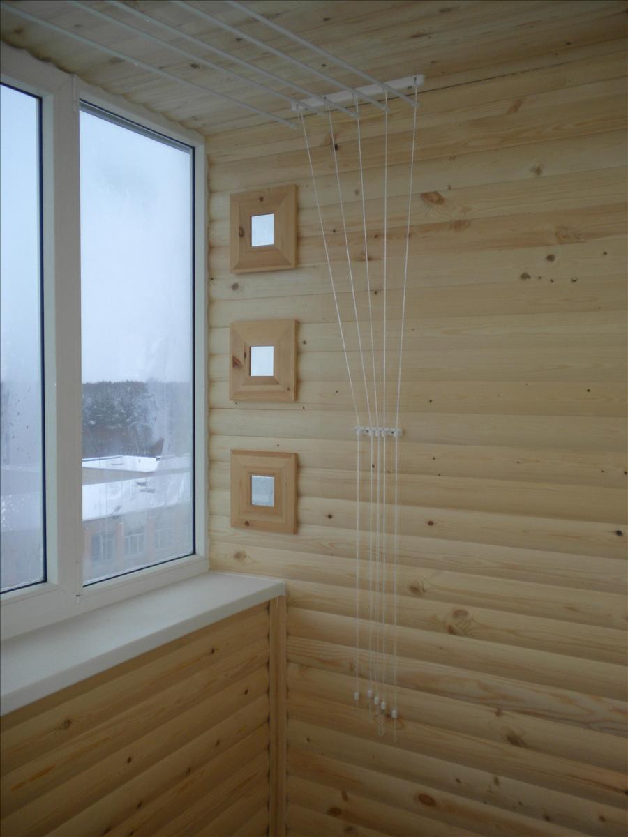 Виды отделки балконов в Челябинске - какую выбрать?.
