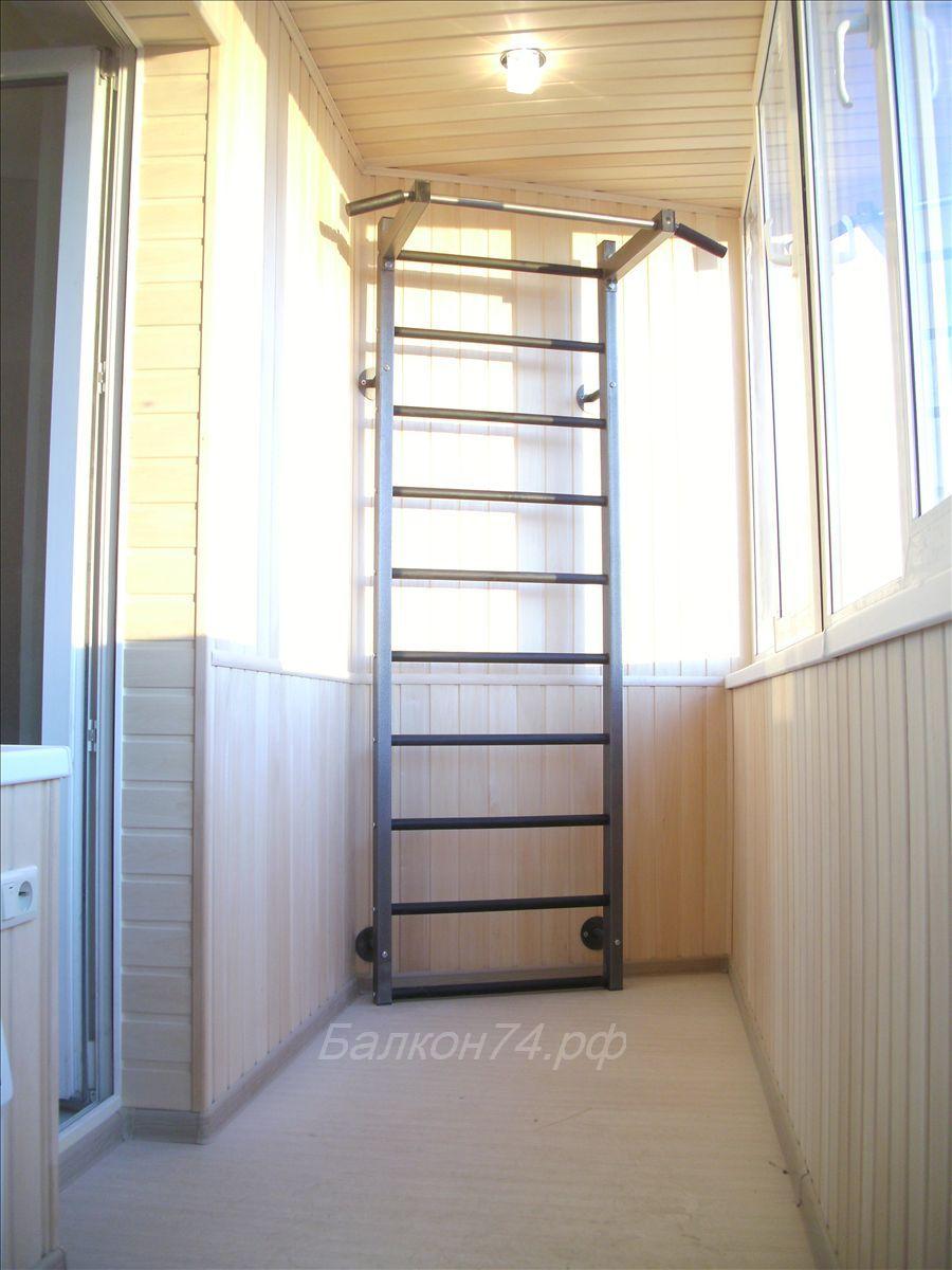 Отделка балконов купить по цене 25000.00 в Челябинске на алл.