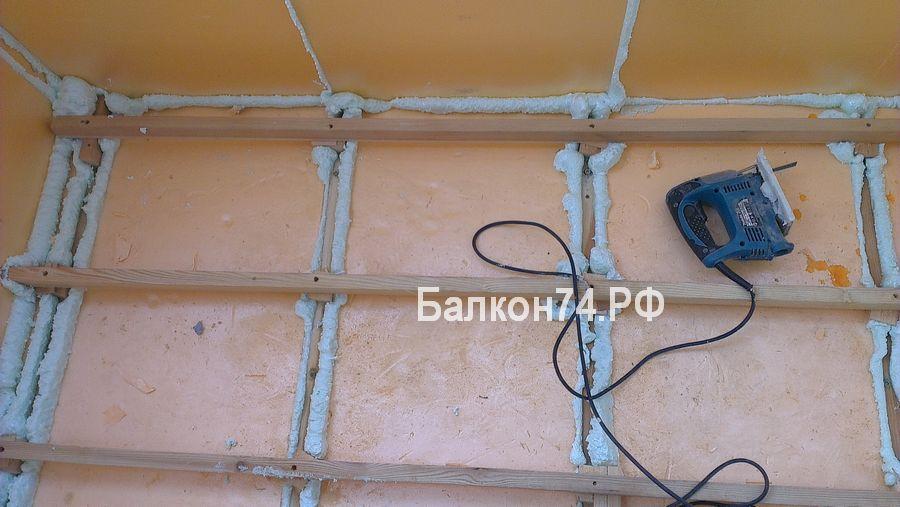 Отделка балконов своими руками пошагово