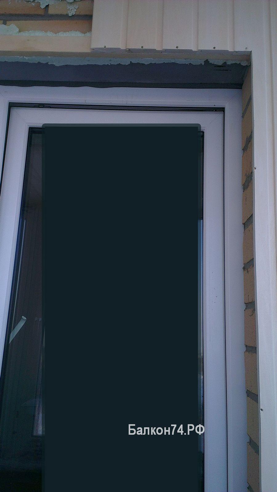 тёплый балкон