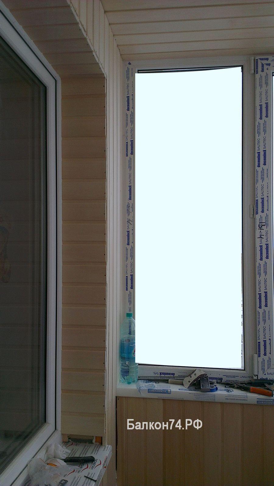 инструкция утепления балкона